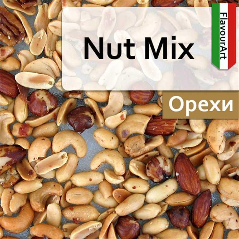 Обзор ароматизатора FlavourArt Nut Mix.Сетап