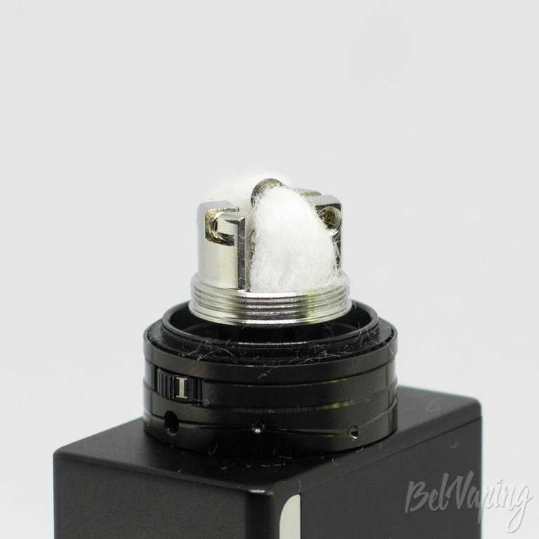 Обзор атомайзера Galaxies MTL RTA от Vapefly.Намотка и запуск