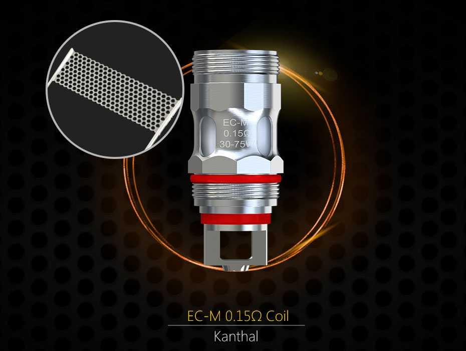 Обзор бокс-мода Eleaf iStick Pico X 75W с баком Melo 4 D22.Клиромайзер Melo 4 D22