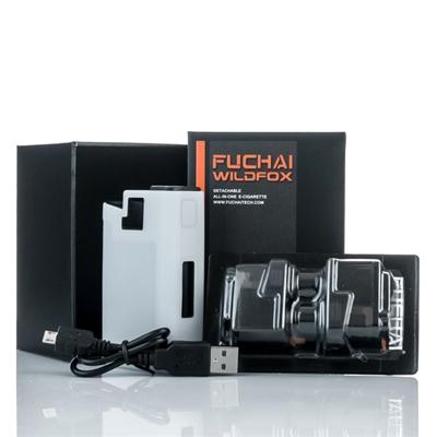 Обзор бокс-мода Fuchai WildFox.Комплектация