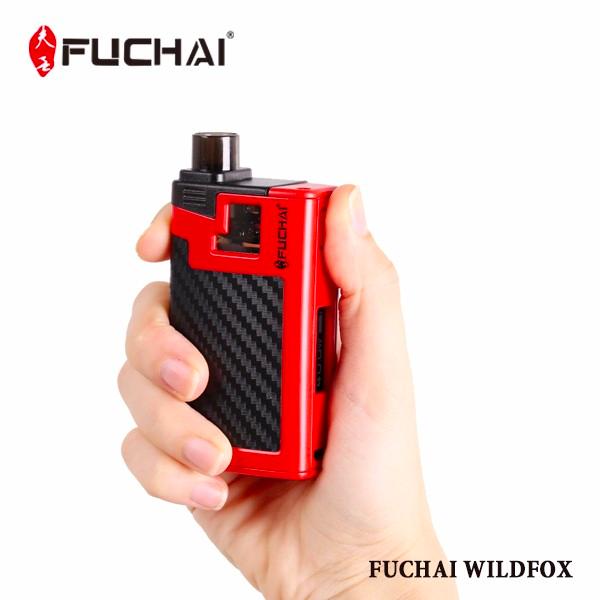 Обзор бокс-мода Fuchai WildFox.Внешний вид
