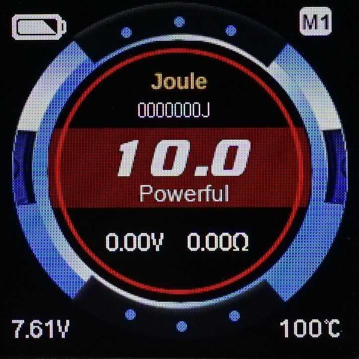 Обзор бокс-мода GTRS VBOY 200W.Функционал и характеристики