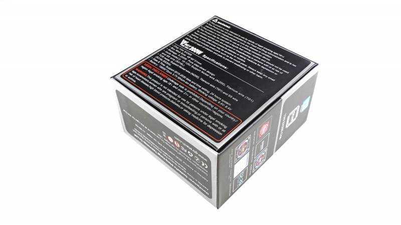 Обзор бокс-мода GTRS VBOY 200W.Упаковка и комплектация