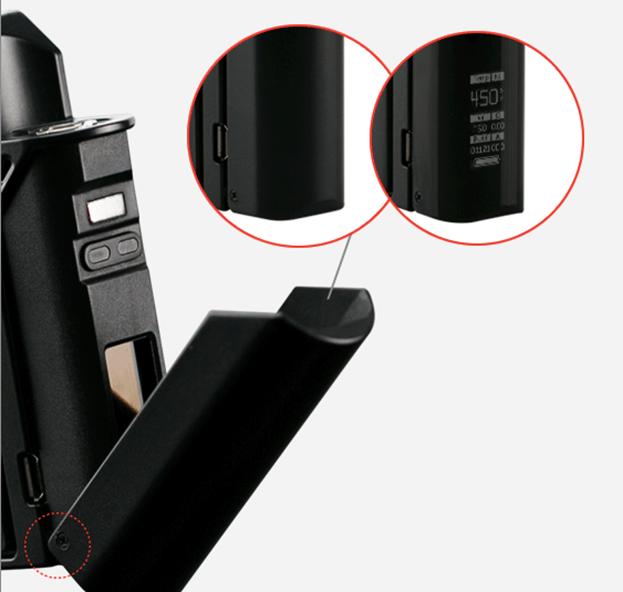 Обзор бокс-мода Wismec Reuleaux RX75 Kit.Управление