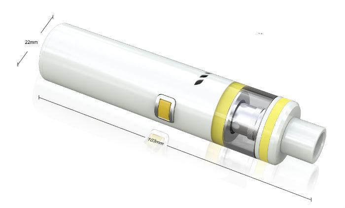 Обзор электронной сигареты Eleaf iJust ONE