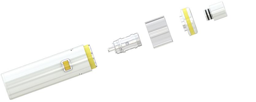 Обзор электронной сигареты Eleaf iJust ONE.Клиромайзер