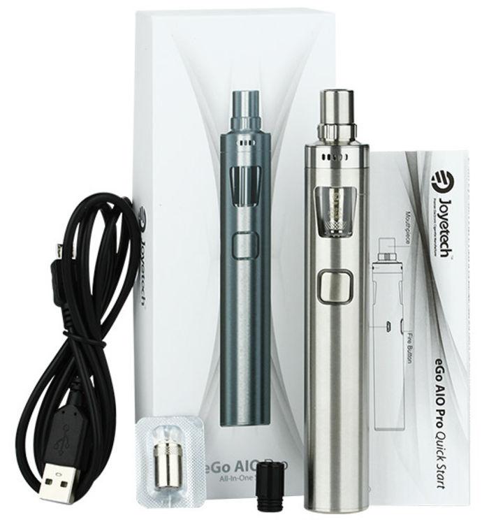 Обзор электронной сигареты Joyetech eGo AIO Pro C.Комплектация