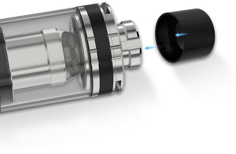 Обзор электронной сигареты Joyetech Unimax 25.Клиромайзер