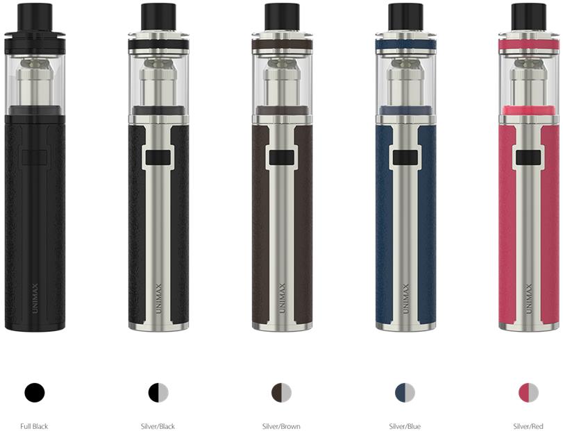 Обзор электронной сигареты Joyetech Unimax 25.Внешний вид