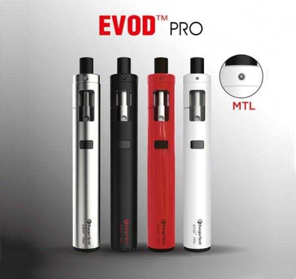 Обзор электронной сигареты Kanger Evod Pro MTL.Внешний вид