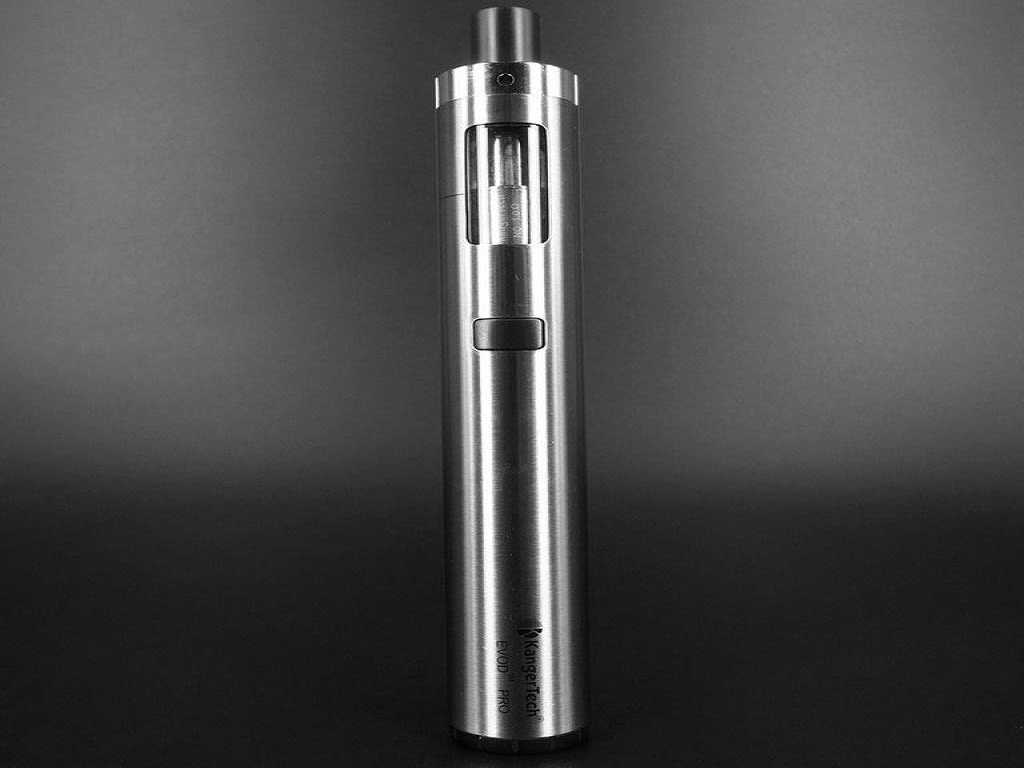 Обзор электронной сигареты Kanger Evod Pro MTL