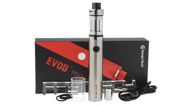 Обзор электронной сигареты Kanger Evod Pro v2.Комплектация