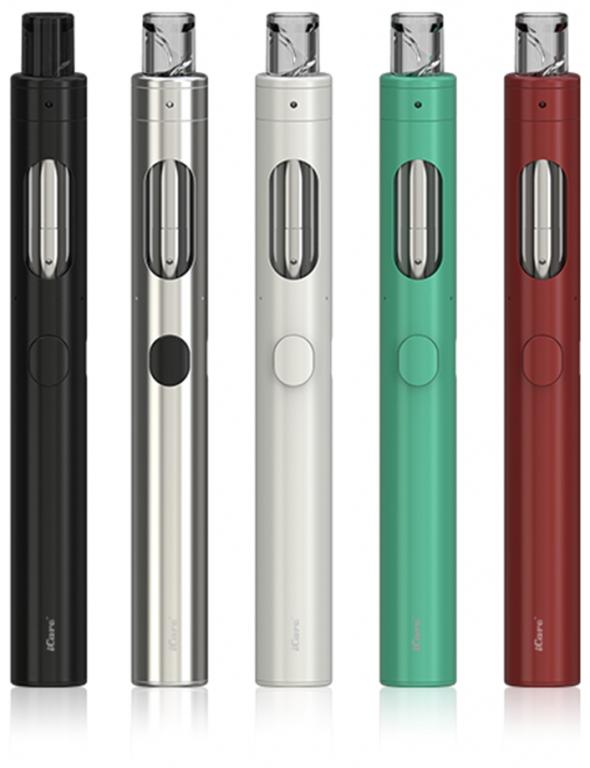 Обзор электронных сигарет Eleaf iCare 110, 140 и 160.Внешний вид