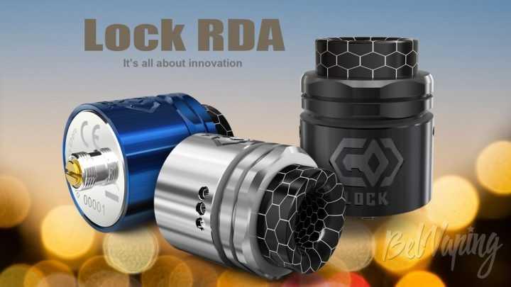 Обзор EHPRO Lock RDA. Первый взгляд