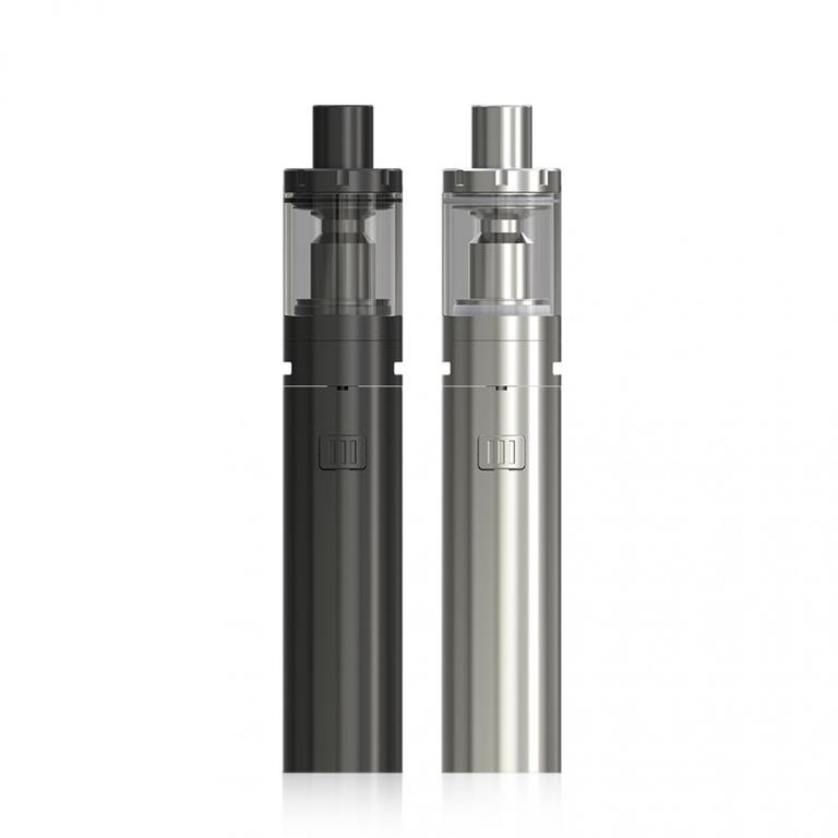 Overview of the electronic cigarette Eleaf iJust S. Appearance