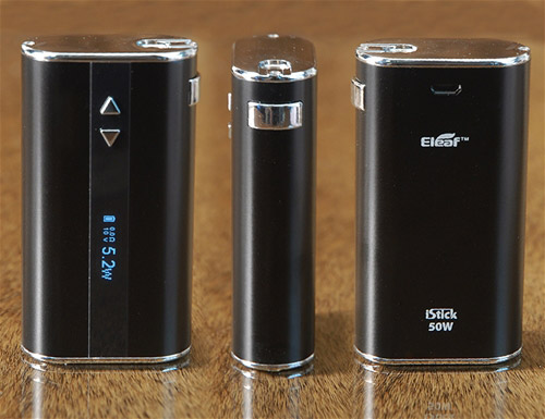 Обзор Eleaf iStick 50W Simple