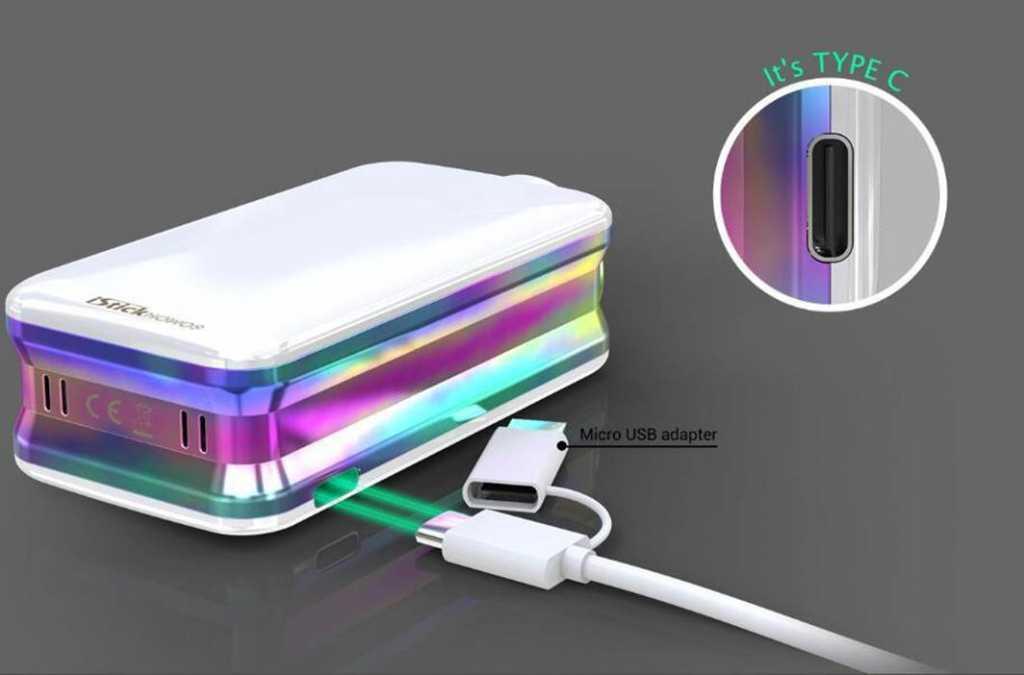 Обзор Eleaf iStick Nowos 80W Kit