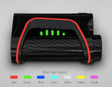 Обзор Eleaf iStick Pico S Kit.Внешний вид