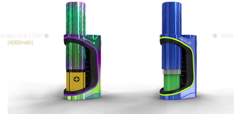 Обзор Eleaf iStick Pico S Kit.Аккумулятор