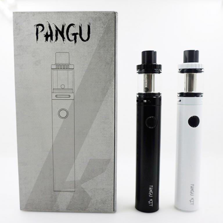 Обзор электронной сигареты Kanger Pangu Kit 2500 мАч