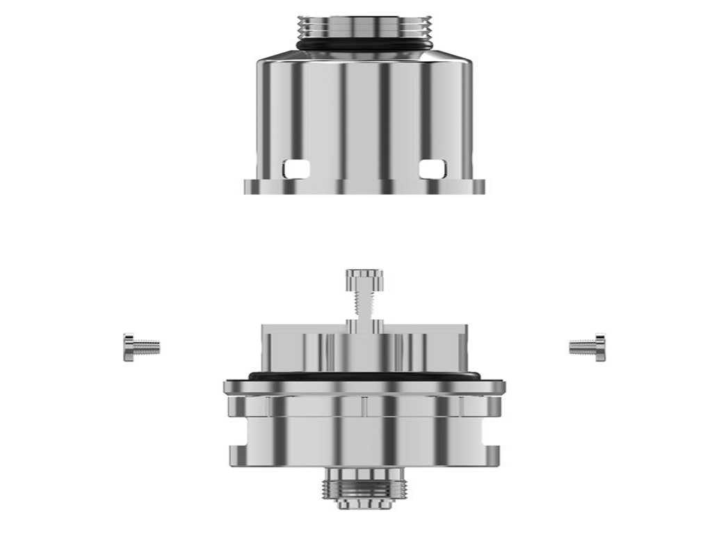 Обзор клиромайзера Eleaf Lemo 3.RBA-база