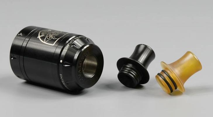 Обзор клиромайзера Vandy Vape Berserker Mini MTL RTA.Внешний вид