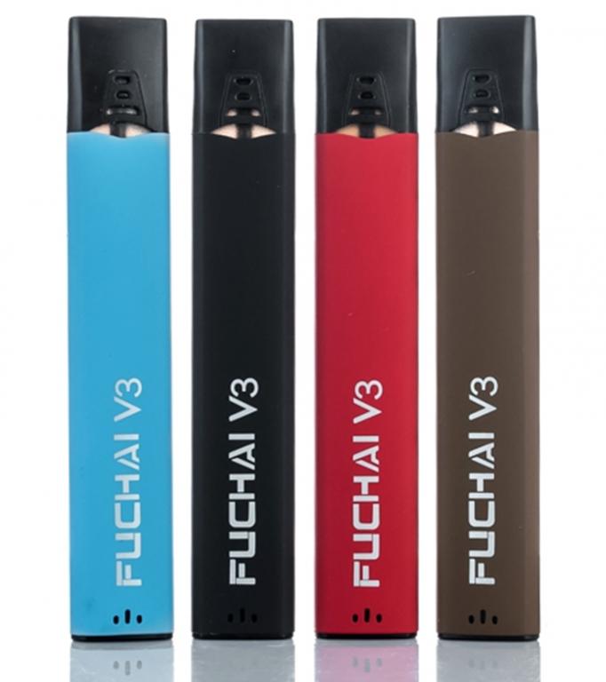 Обзор компактных электронных сигарет. Pod-системы.Fuchai V3 от Sigelei