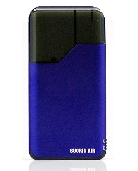 Обзор компактных электронных сигарет. Pod-системы.Air от Suorin