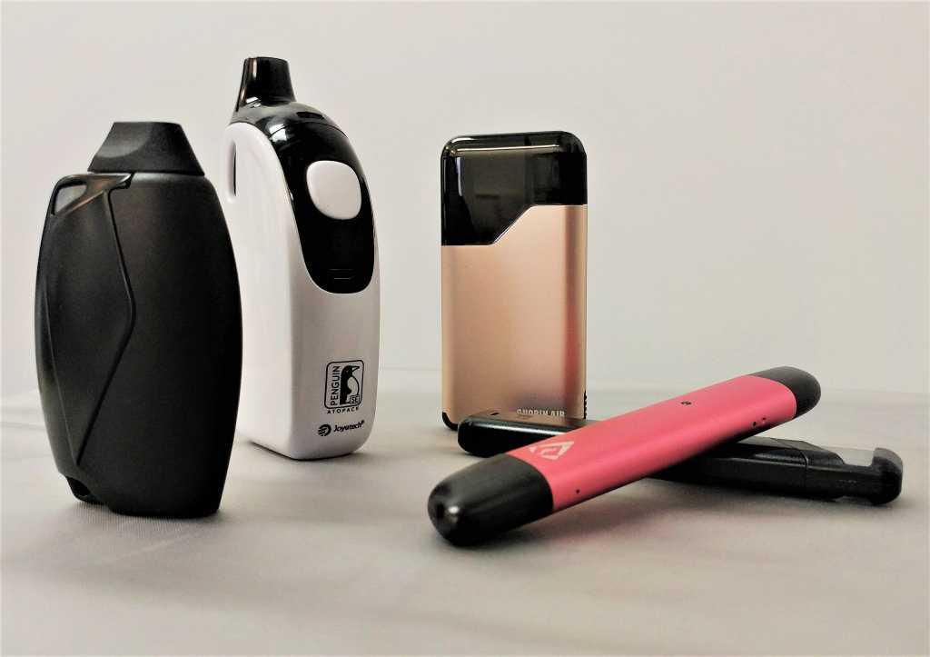 Обзор компактных электронных сигарет. Pod-системы.Выбор pod-устройства