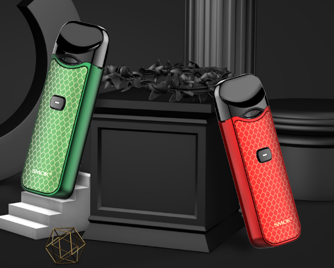 Overview pod-system SMOK Nord