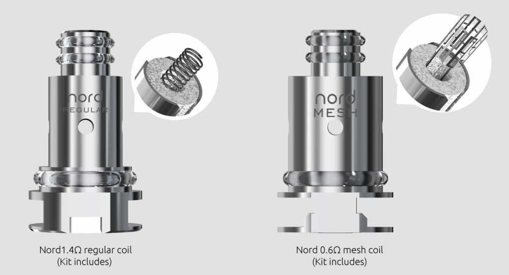 Review of the pod-system SMOK Nord.Cartridge