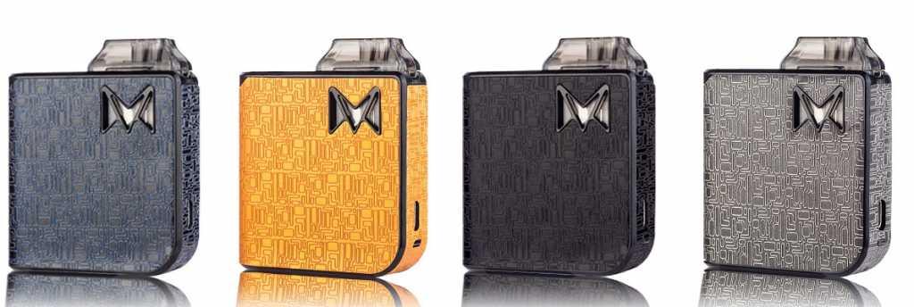 Обзор pod-системы Smoking Vapor Mi-Pod.Коллекция Digital