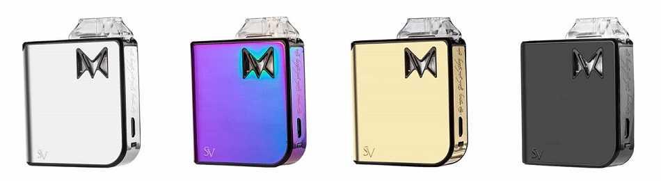 Обзор pod-системы Smoking Vapor Mi-Pod.Коллекция Metal