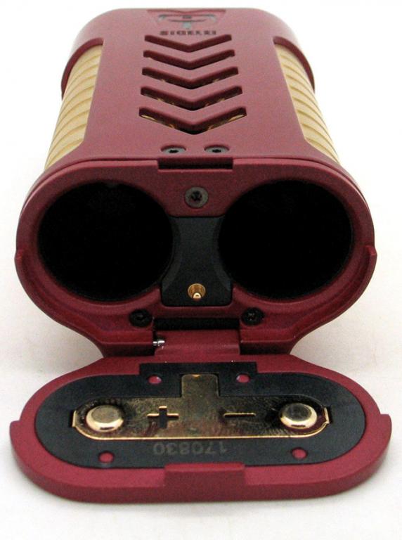 Обзор Sigelei MT 220W.Аккумулятор