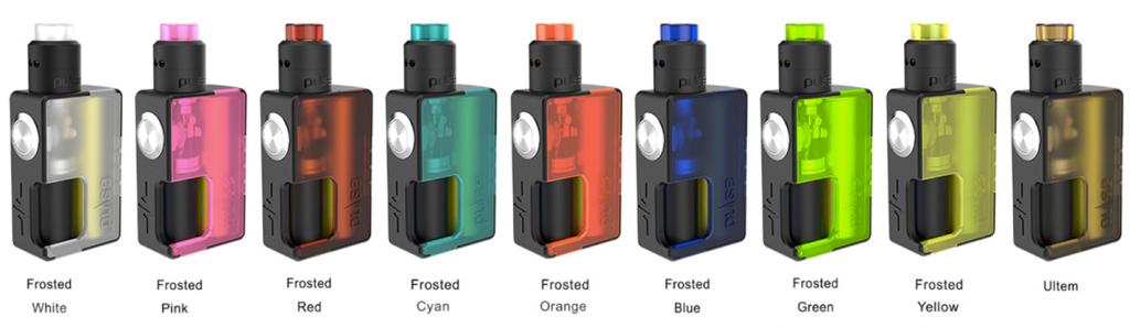 Обзор Vandy Vape Pulse BF Kit.Внешний вид