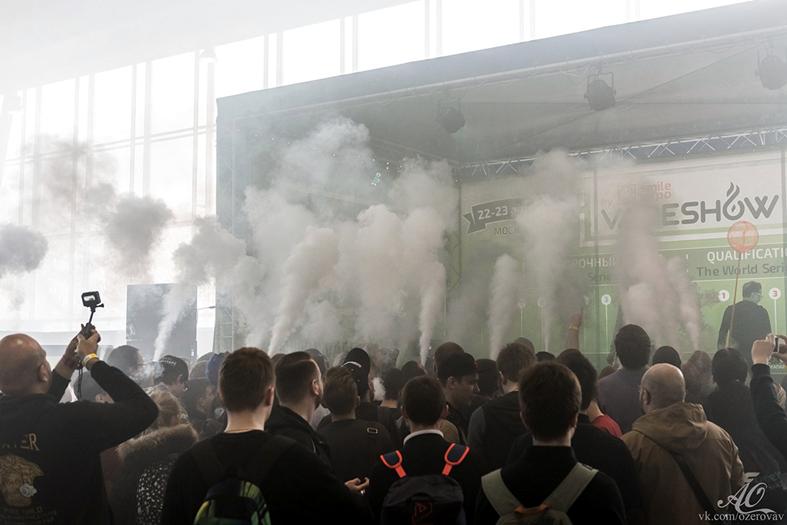Обзор Vapeshow 2017 в Москве.Что было на Vapeshow?