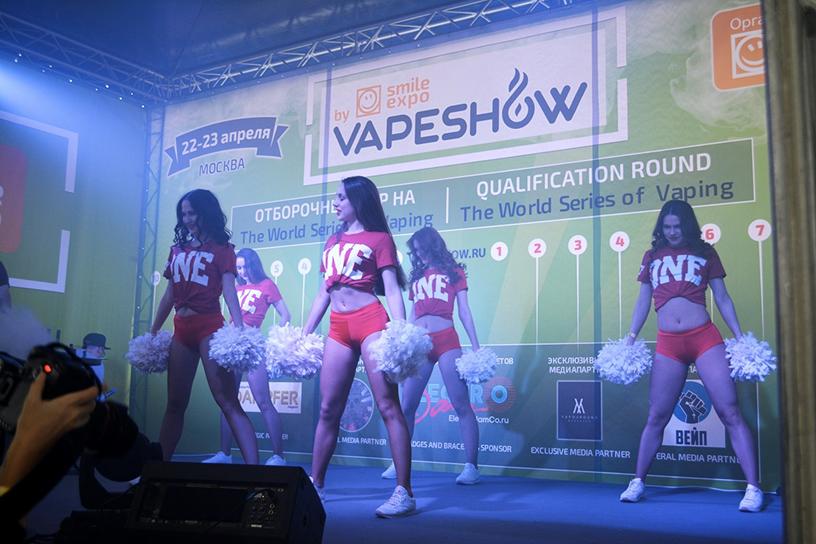 Обзор Vapeshow 2017 в Москве