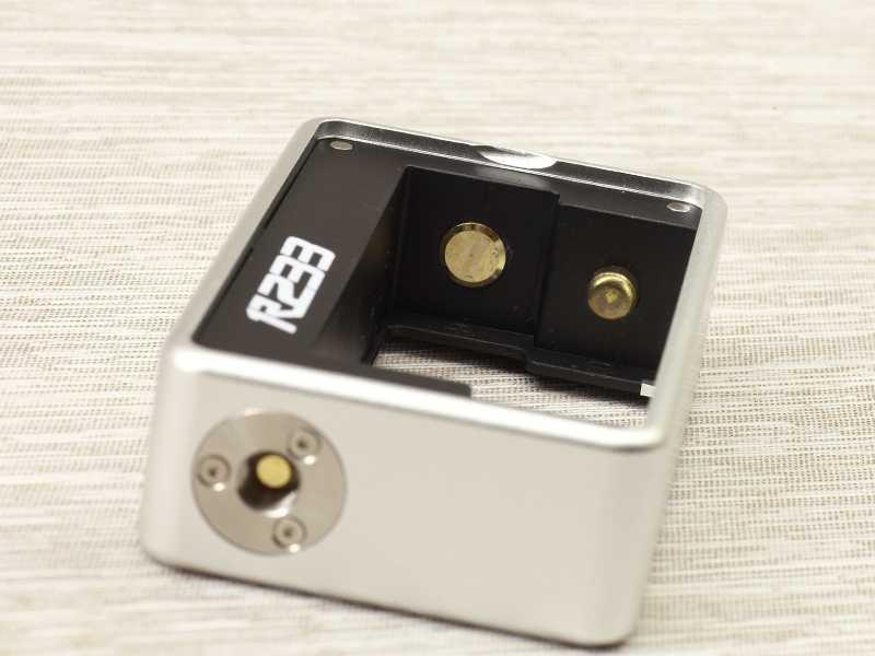 Обзор варивольта Hotcig R233.Внешний вид и параметры