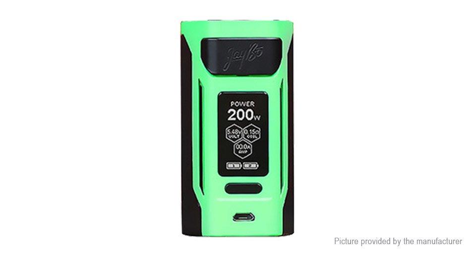 Обзор Wismec RX2 20700.Дисплей