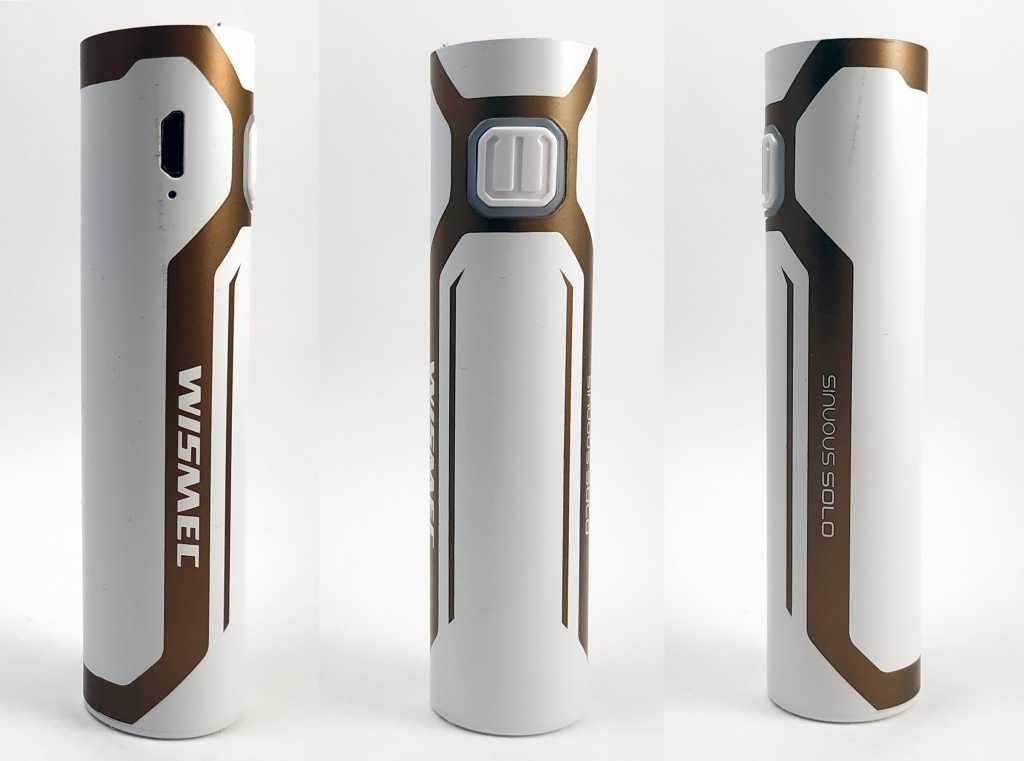 Батарейный блок Wismec Sinuous Solo 40W