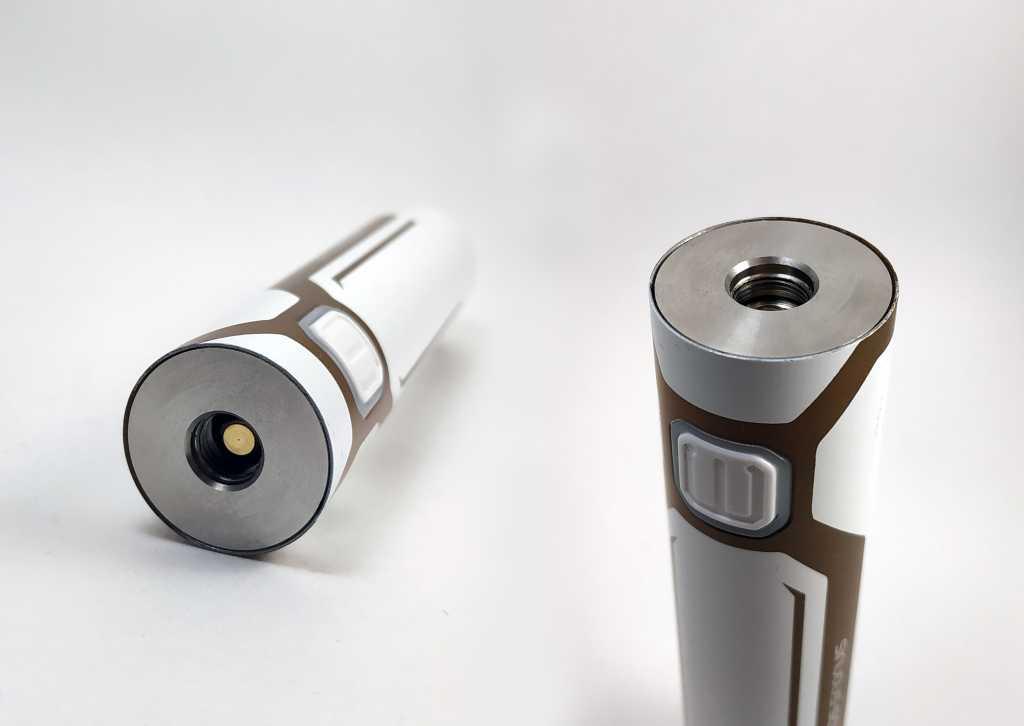 Wismec Sinuous Solo 40W коннектор