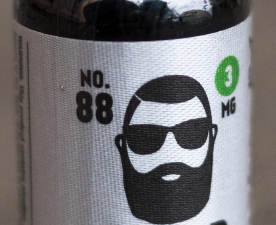 Обзор жидкости Beard Vape Co.Отзывы о жидкости Beard