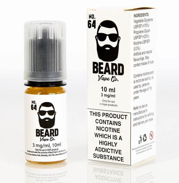 Обзор жидкости Beard Vape Co.Состав жидкости