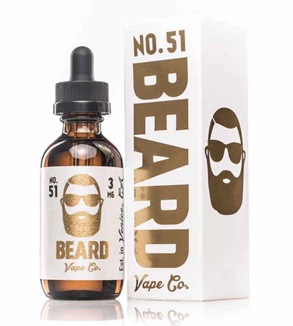 Обзор жидкости Beard Vape Co.Упаковка