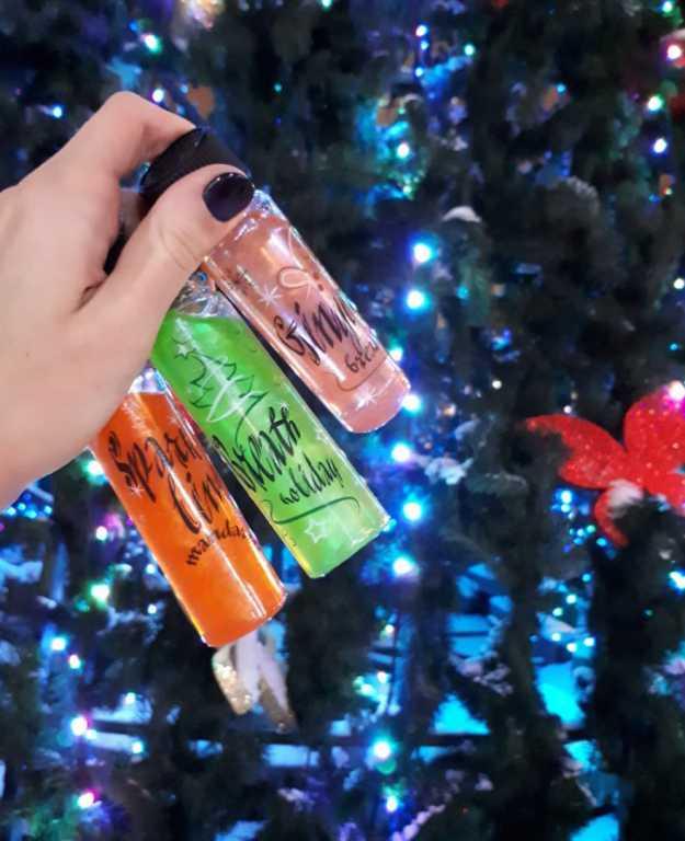 Обзор жидкости Christmas Shine.Использование и отзывы о жидкости