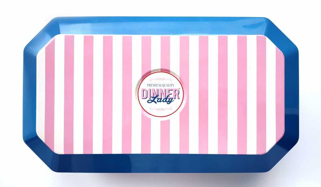 Обзор британской жидкости Dinner Lady Tuck Shop.Упаковка