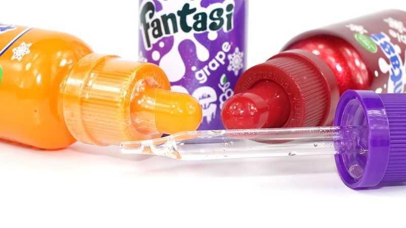 Обзор жидкости Fantasi.<span>Внешний вид и информация</span>
