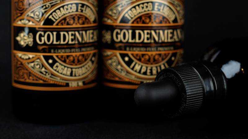 Обзор жидкости Golden Mean.<span>Внешний вид и информация</span>