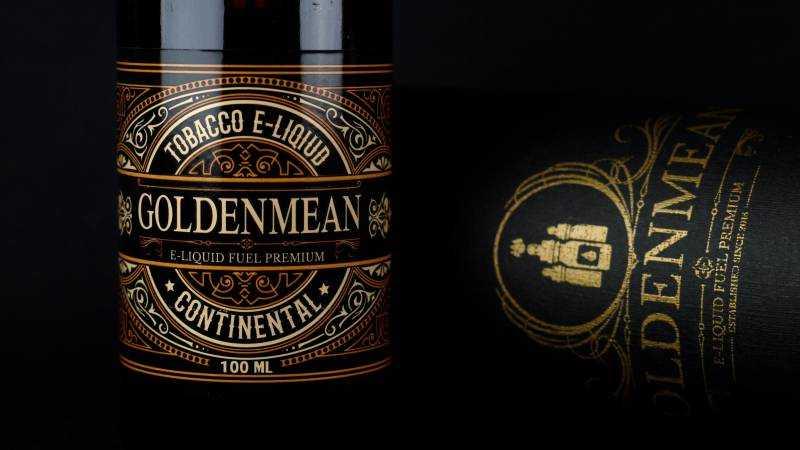 Обзор жидкости Golden Mean.Continental