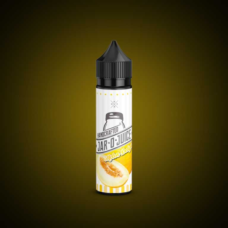 Обзор жидкости JAR`O`JUICE от Blackbox Liquids.Melon Delight